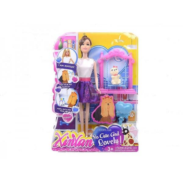"Кукла типа ""Барби"", XY8004A"