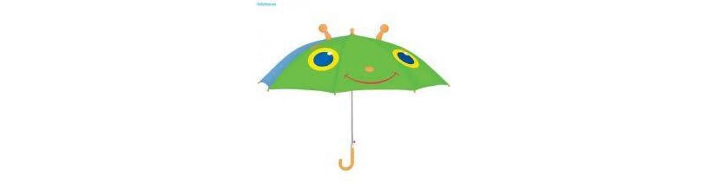 Зонтики, сумки, веера
