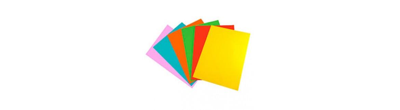 Цветная бумага. Картон