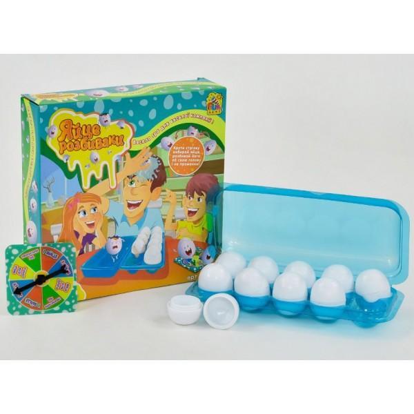"""Настольная игра """"Яйце розбиваки"""", 7212"""