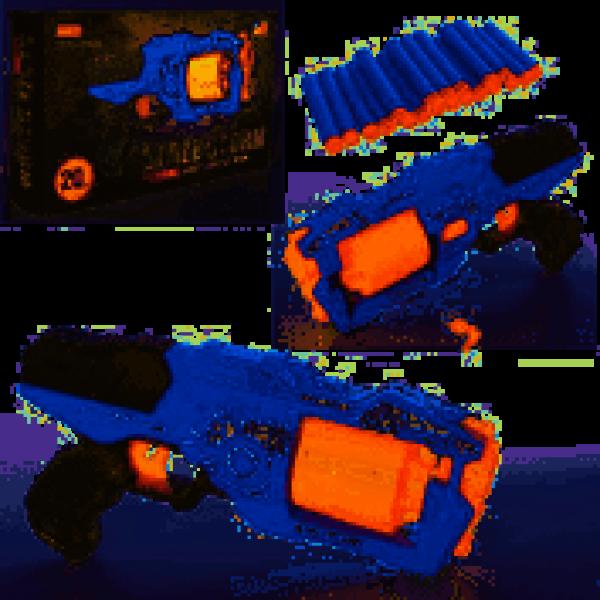 Бластер, ZC7092