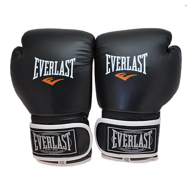 "Боксерские перчатки, SP-EVDX445-8, ""Everlast"" EV 21-58 DX445-8BL 8 Oz"