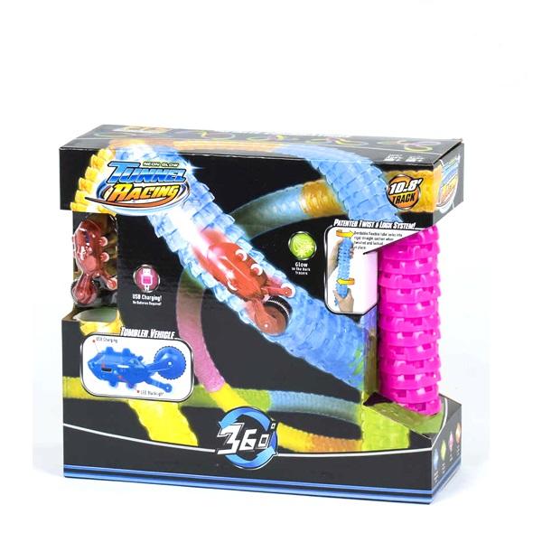 Детский гоночный трек Tunnel Racing, FYD1901