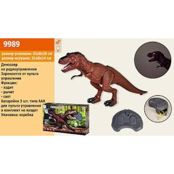 Динозавр р/у, 9989