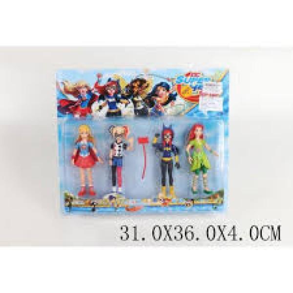 """Герои """"Super hero girls"""", TBG21005"""