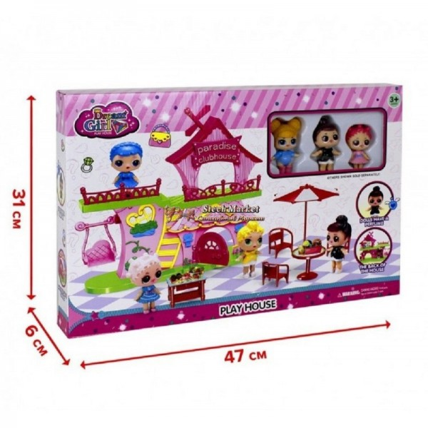 """Игровой набор """"Play house"""", 588-5"""