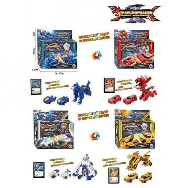 Игровой набор Скритчер, 520-28