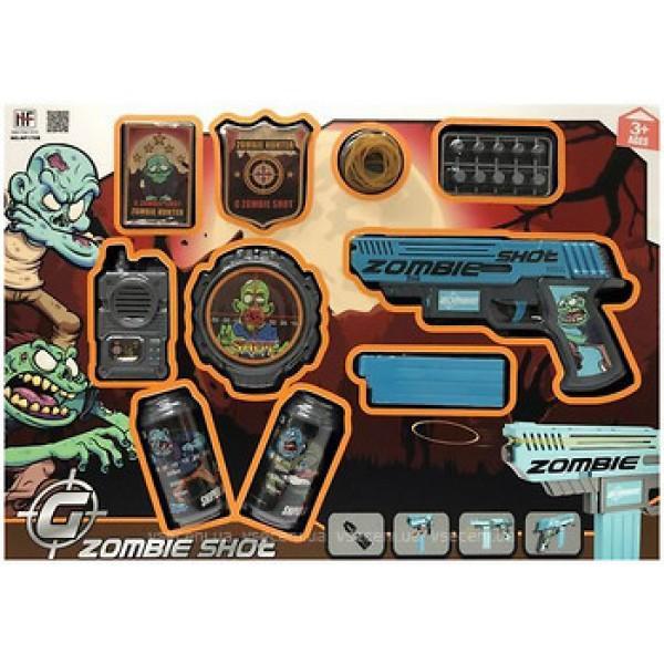 Игровой набор Zombie Shot, NF170B