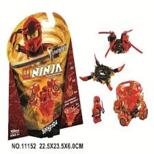 "Конструктор ""Bella"" Ninjago, 11152"