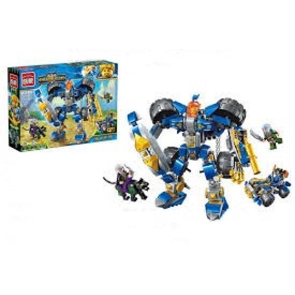 """Конструктор Brick """"Робот-трансформер"""", 2313"""