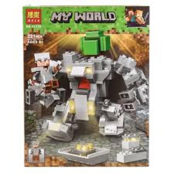 """Конструктор """"Minecraft"""", 11135"""