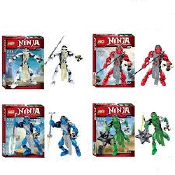 "Конструктор ""Ninja"". 608-1-2/3/4"