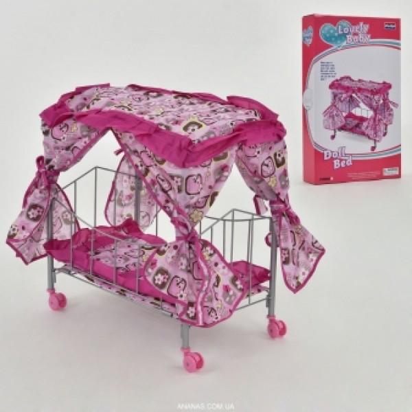 Кроватка для куклы, FL990