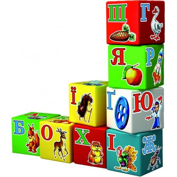"Кубики ""Алфавит"", 1974"