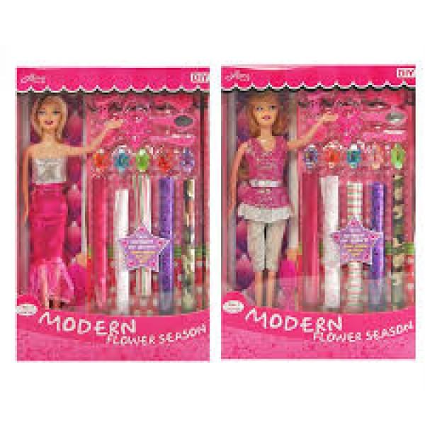 """Кукла """"Барби Модельер"""",  JJ8808"""