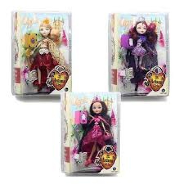"Кукла ""Ever After High"", 2050"
