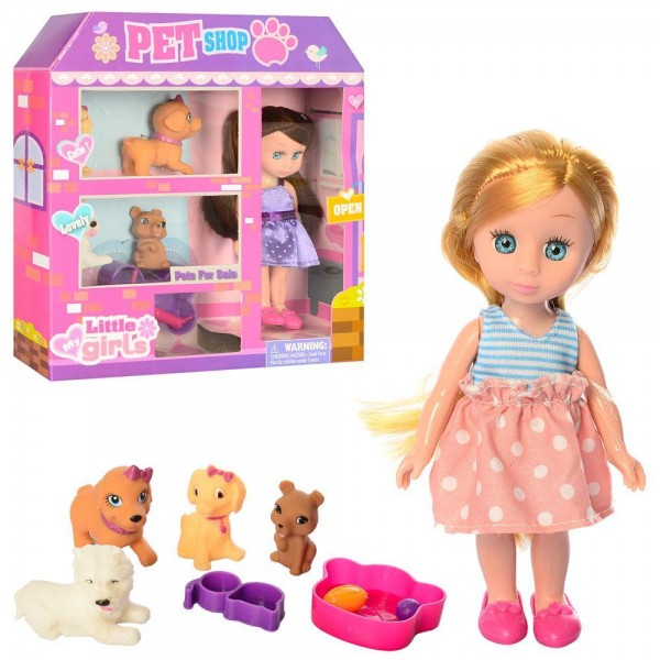 Кукла маленькая, 63012