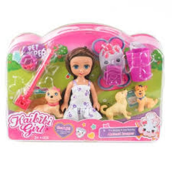 Кукла маленькая, BLD234