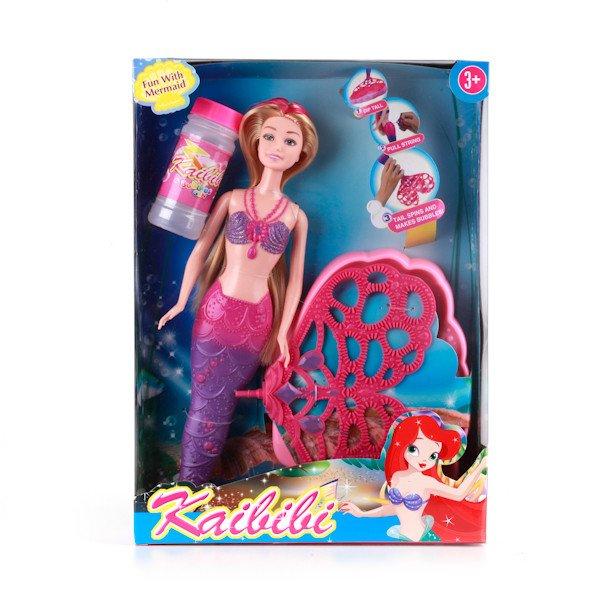 Кукла с мыльными пузырями, BLD063