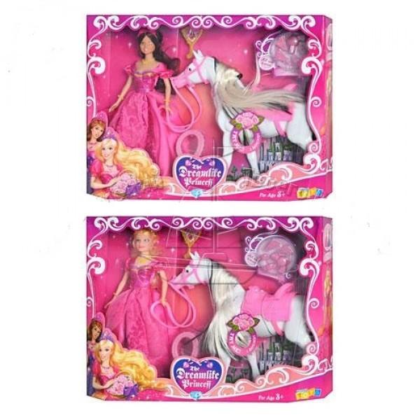 "Кукла типа  ""Барби"" ""Принцесса"", 505"