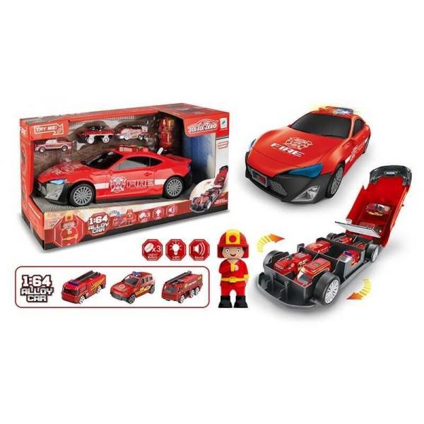 Машина-гараж, 660A-207