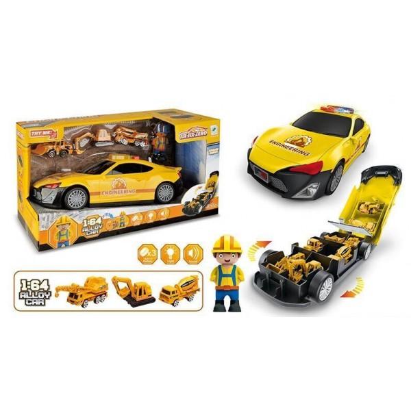 Машина-гараж, 660A-208