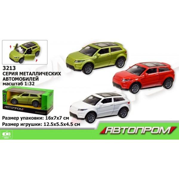 "Машинка ""Автопром"", 3213"