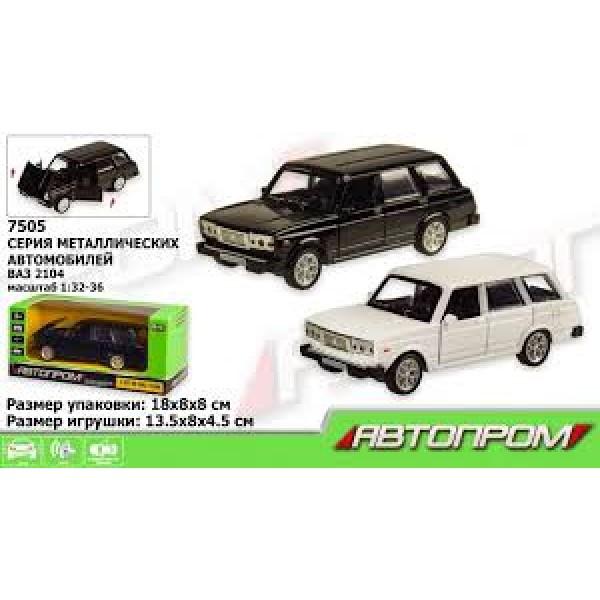 "Машинка ""Автопром"", 7505"