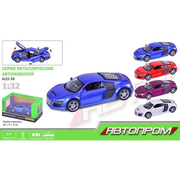 "Машинка ""Автопром"", ""Audi R8"", 3201D"