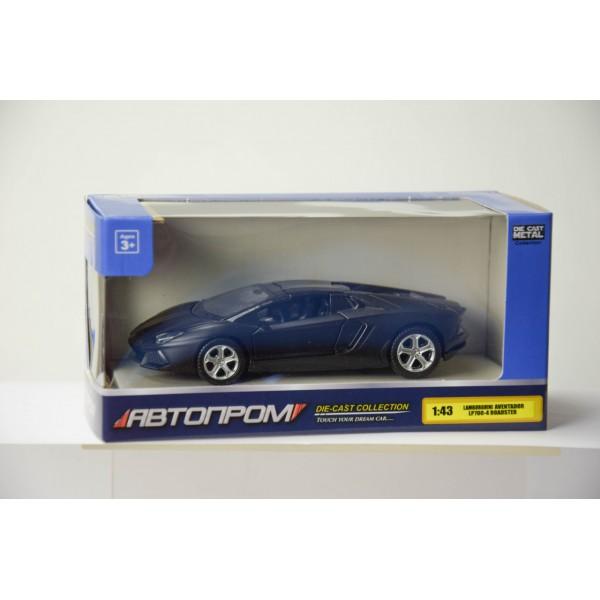 "Машинка ""Автопром"", ""Lamborghini Aventador LP700-4 Roadster"", 7617"