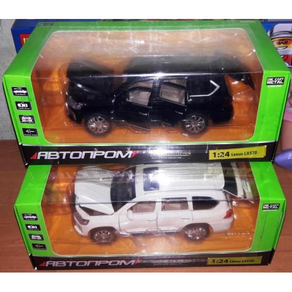 """Машинка """"Автопром"""", """"Lexus LX570"""", 7691B"""
