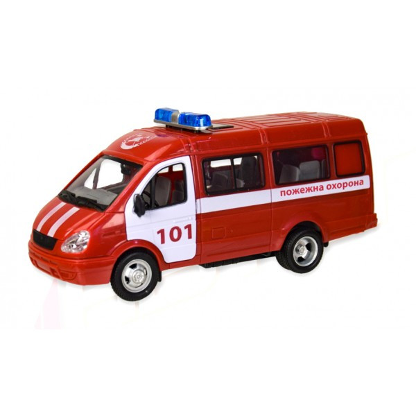 """Машинка """"Автопром"""", """"Пожарная охрана"""", 7661-1"""