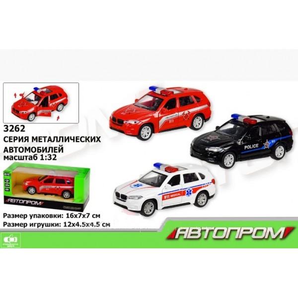 "Машинка ""BMW X5"", 3262"