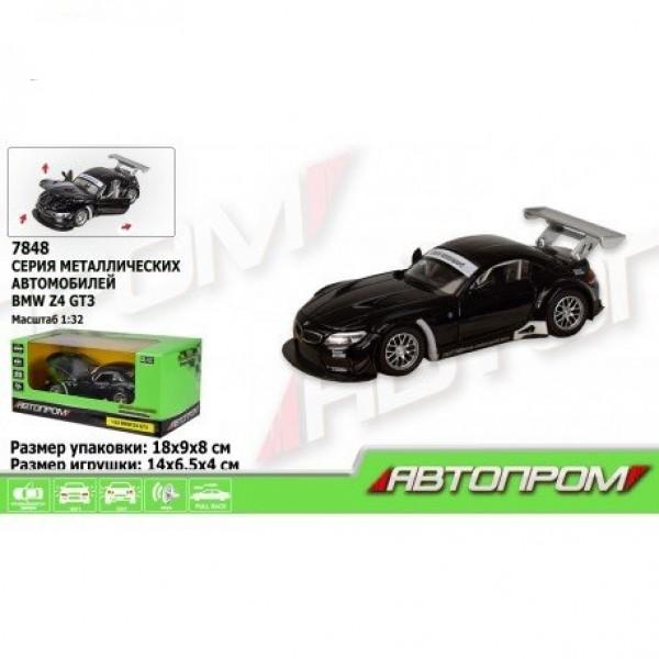 """Машинка """"BMW Z4 GT3"""", 7848"""