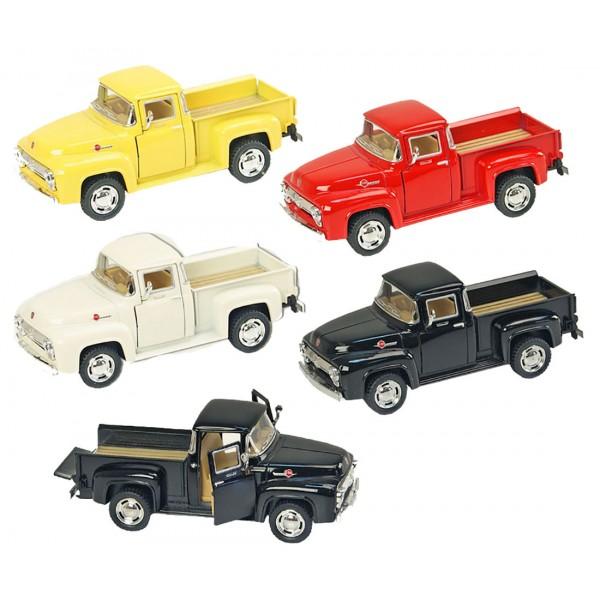 """Машинка """"Kinsmart"""", """"1956 Ford F-100 Pickup"""", KT5385W"""
