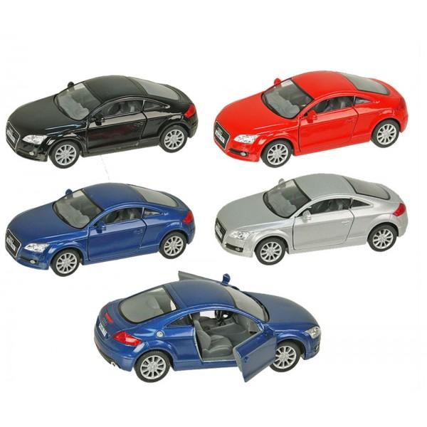 """Машинка """"Kinsmart"""",  """"2008 Audi TT Coupe"""", KT5335W"""
