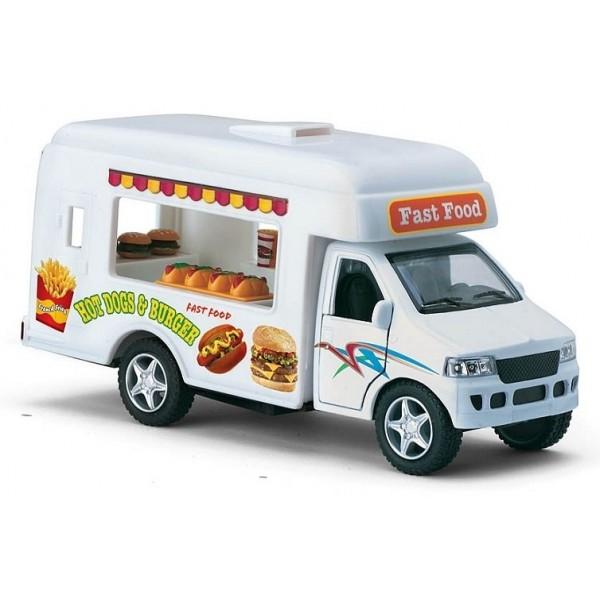 """Машинка """"Kinsmart"""", """"Fust Food"""", KS5257W"""