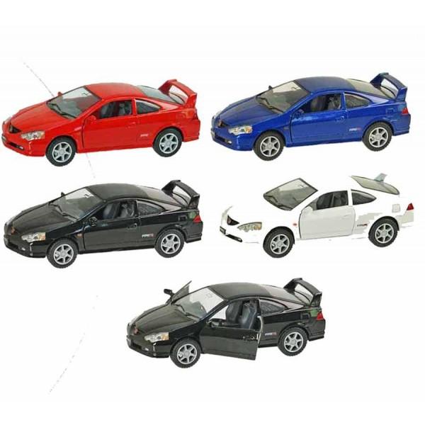 "Машинка ""Kinsmart"", ""Honda Integra Type-R"", KT5053W"