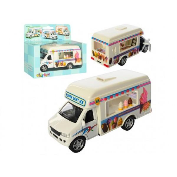 "Машинка ""Kinsmart"", ""Ice Cream Truck"", KS5253W"