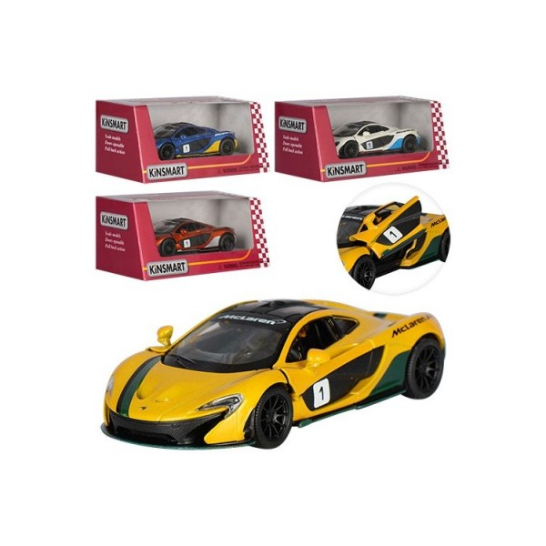 "Машинка ""Kinsmart"", ""McLaren P1"", KT5393W"
