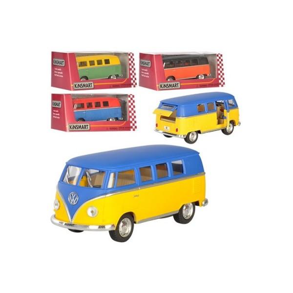 """Машинка """"Kinsmart"""", """"Volkswagen Classical Bus"""", KT5060WM"""