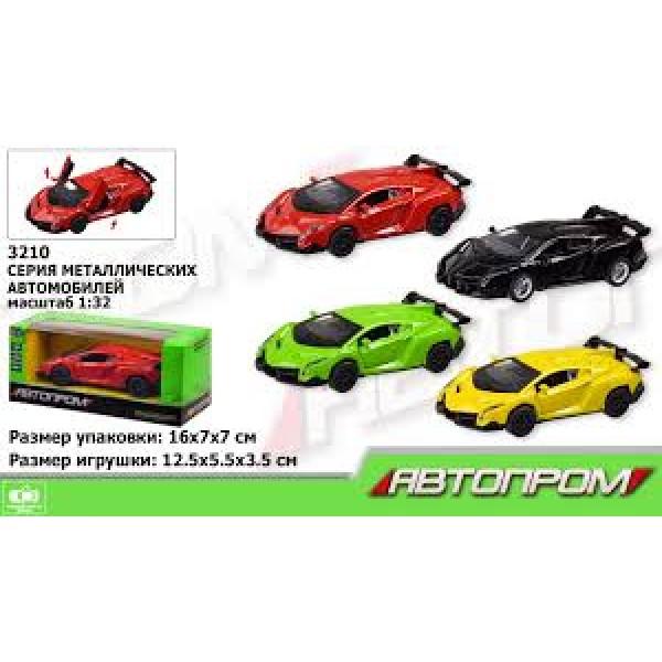 "Машинка ""Lamborghini"", 3210"