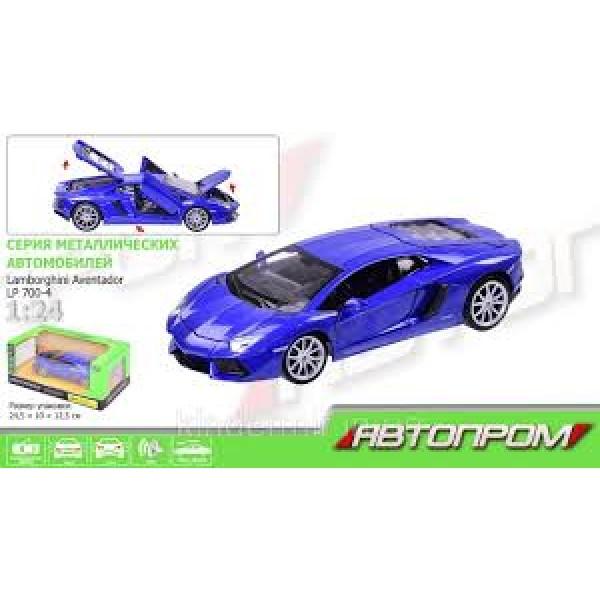 "Машинка ""Lamborghini Aventador"", 68254A"