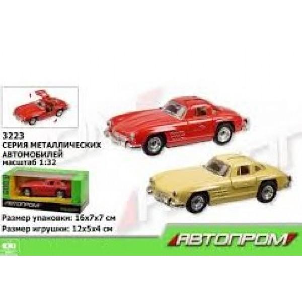 """Машинка """"Mersedes-Benz"""", 3223"""