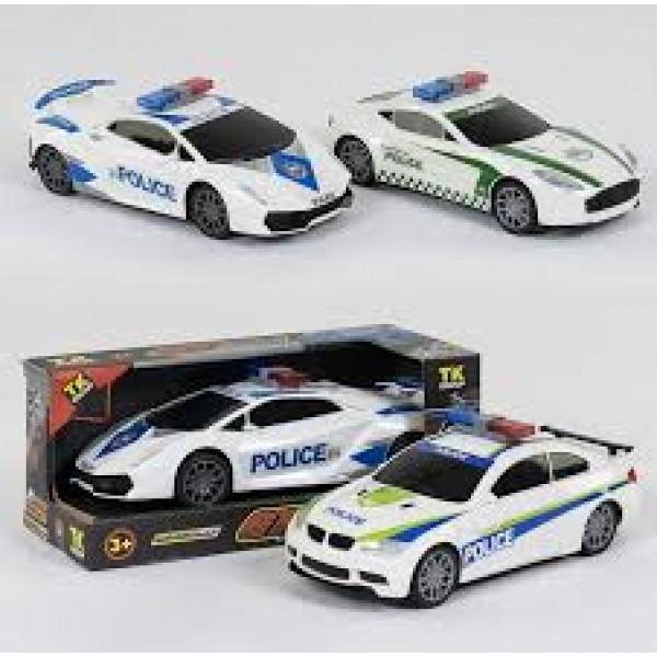 Машинка полицейская, GT99091