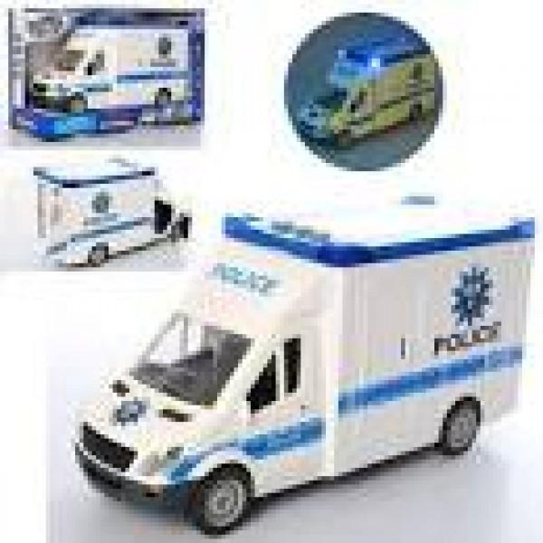 Машинка Спецслужбы, 666-03P