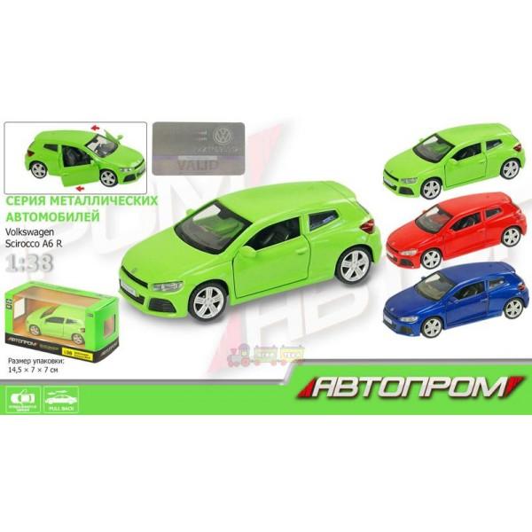 """Машинка """"Volkswagen"""", 67322"""