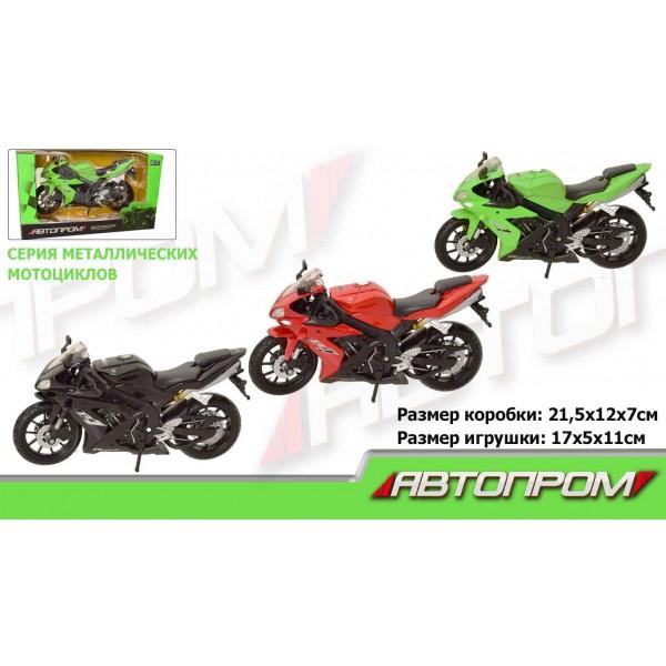 """Мотоцикл """"Автопром"""", 7747"""