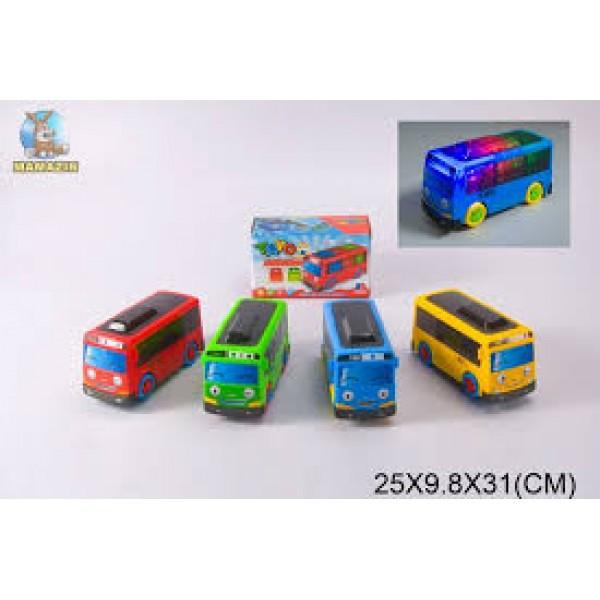 Музыкальный автобус, BL8908