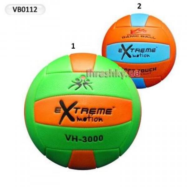 Мяч волейбольный PVC, VB0112